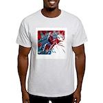9/11 Remember Ash Grey T-Shirt