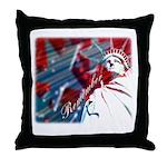 9/11 Remember Throw Pillow