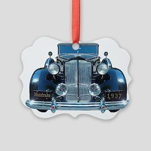 Mandrake 1937 Picture Ornament