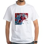 9/11 Remember White T-Shirt