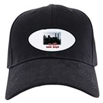 9/11 We Will Never Forget Black Cap