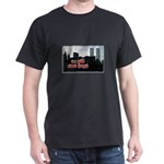 9/11 We Will Never Forget Black T-Shirt