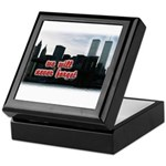 9/11 We Will Never Forget Keepsake Box