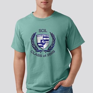 1SCILclassof2009 Clock13 Mens Comfort Colors Shirt