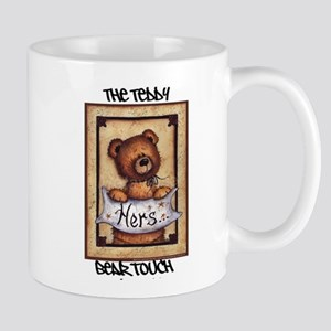 The Teddy Bear Touch Mug