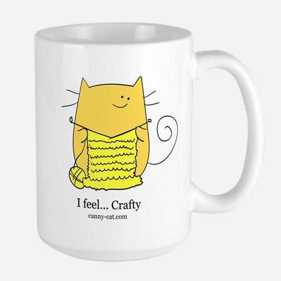 I feel... Crafty! Mugs