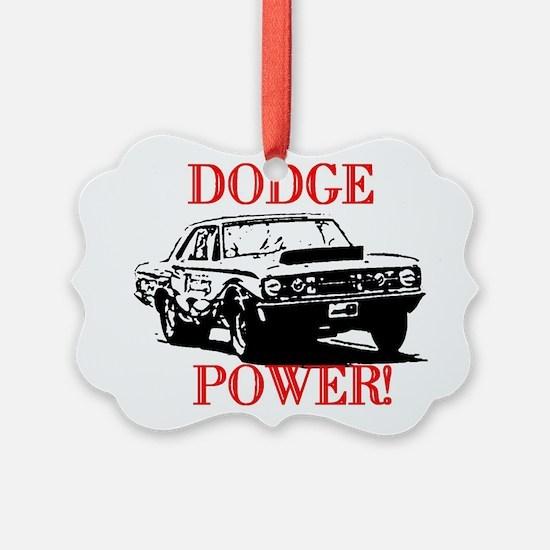 AFTMDodgePower!.jpg Ornament