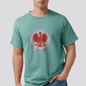 chicagopolishcircle Mens Comfort Colors Shirt