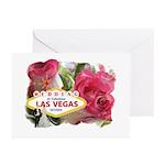 Wedding In Las Vegas Cards Pk of 20