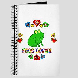 Frog Lover Journal