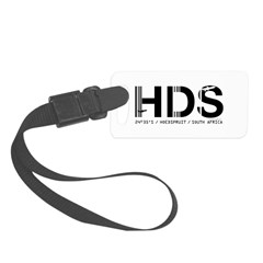 Hoedspruit Airport HDS South Africa Luggage Tag
