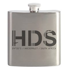 Hoedspruit Airport HDS South Africa Flask