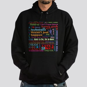 Ultimate Dance Collection Hoodie (dark)