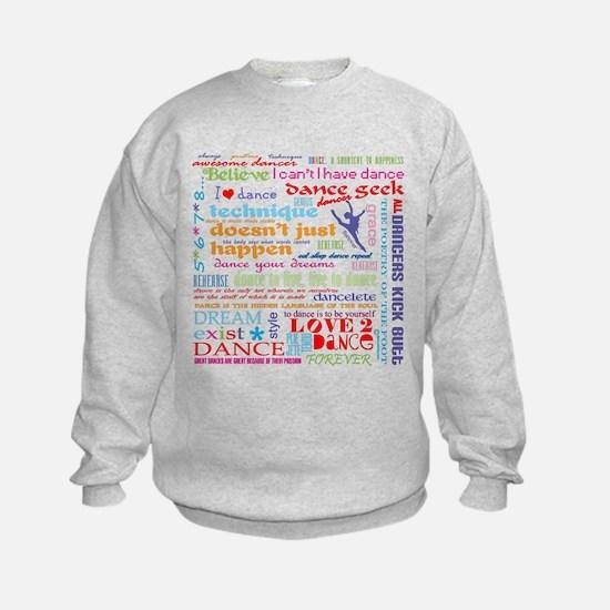 Ultimate Dance Collection Sweatshirt