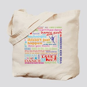 Ultimate Dance Collection Tote Bag