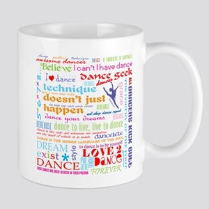 Ultimate Dance Collection Mug