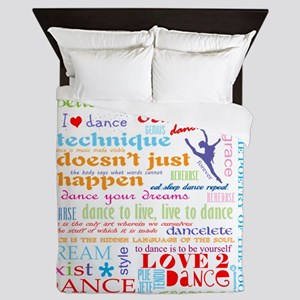 Ultimate Dance Collection Queen Duvet