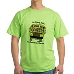 So Many Kids Green T-Shirt