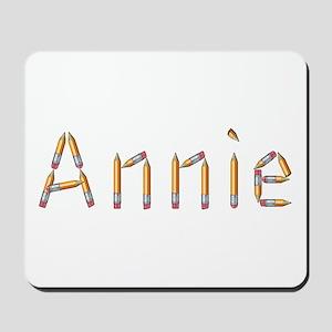 Annie Pencils Mousepad