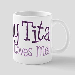 My Tita Loves Me Mug
