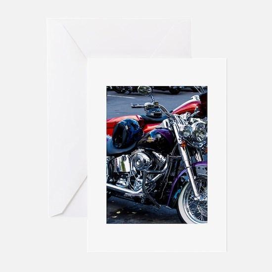 Harley Davidson Dreaming Greeting Cards (Pk of 20)