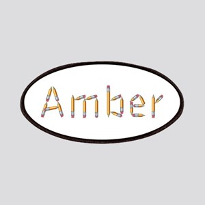 Amber Pencils Patch