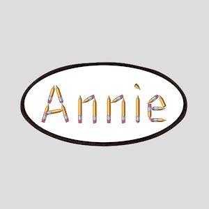 Annie Pencils Patch