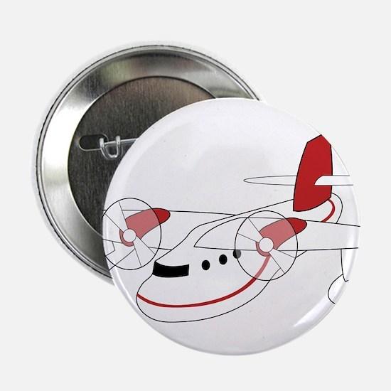 """Float Plane 2.25"""" Button"""