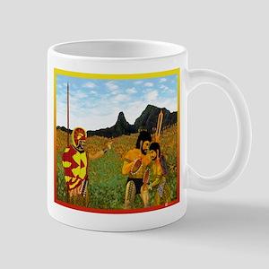 Mug, Defending lao Valley