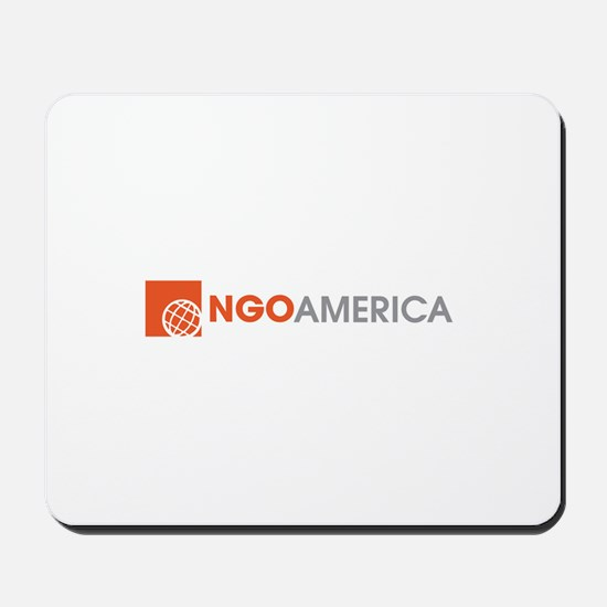 NGO America Mousepad