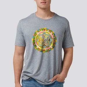 Kalachakra32-1 Mens Tri-blend T-Shirt