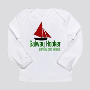 Galway Hooker Long Sleeve Infant T-Shirt