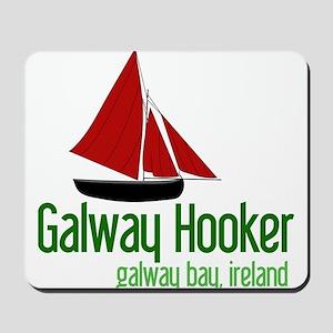 Galway Hooker Mousepad