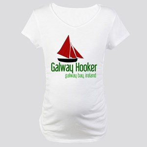 Galway Hooker Maternity T-Shirt