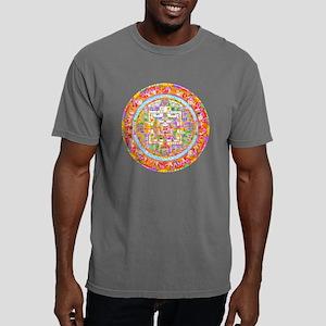 Kalachakra33-1 Mens Comfort Colors Shirt