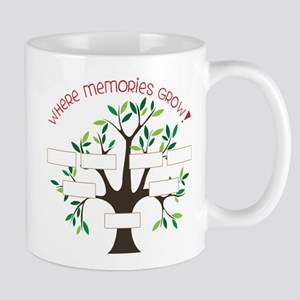 Where Memories Grow Mug
