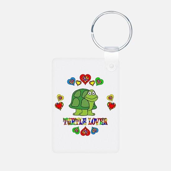 Turtle Lover Keychains
