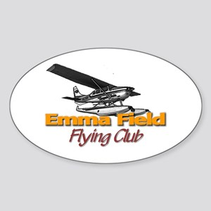 EFFC Oval Sticker