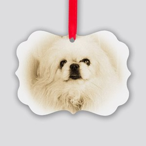Lord Tristan Picture Ornament