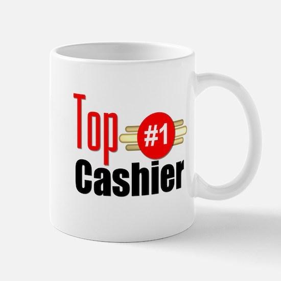 Top Cashier Mug