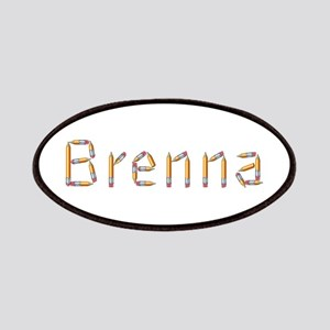 Brenna Pencils Patch