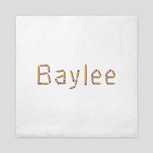 Baylee Pencils Queen Duvet