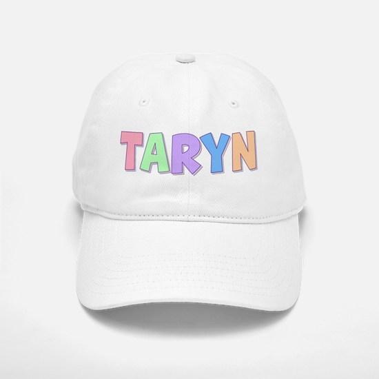 Taryn Rainbow Pastel Baseball Baseball Cap