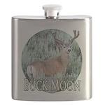Buck moon Flask
