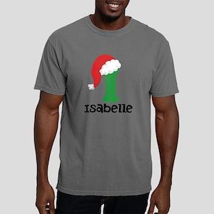 Christmas Santa Hat I Mo Mens Comfort Colors Shirt