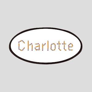Charlotte Pencils Patch