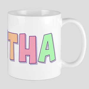 Tabitha Rainbow Pastel Mug