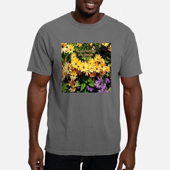 my joy clock.png Mens Comfort Colors Shirt