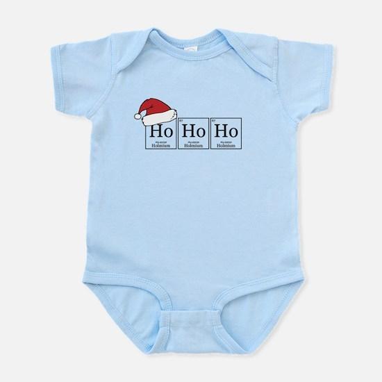 Ho Ho Ho [Chemical Elements] Infant Bodysuit