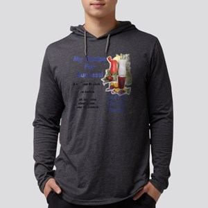 scotchrocks Mens Hooded Shirt